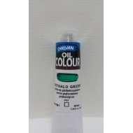 Derivan Oil Colour Phthalo Green 40ml
