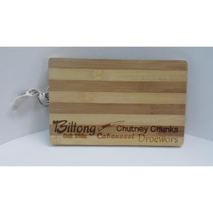 Biltong Board