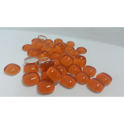 Dew Drops Tangerine