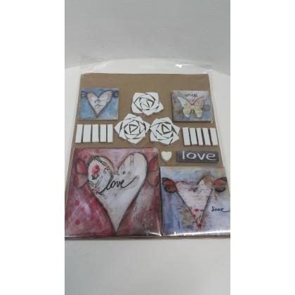 Mosaic Decor kits Large  2