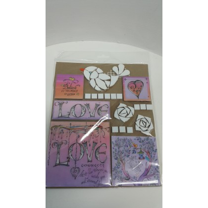 Mosaic Decor kits Large  5