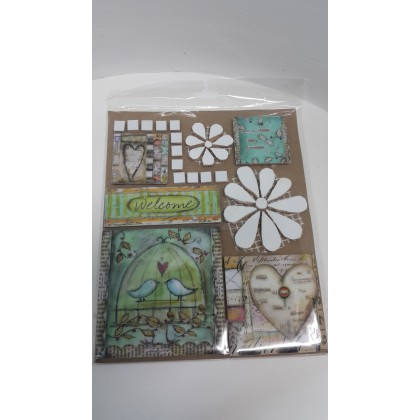 Mosaic Decor kits Large  7
