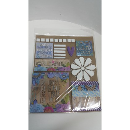 Mosaic Decor kits Large  8