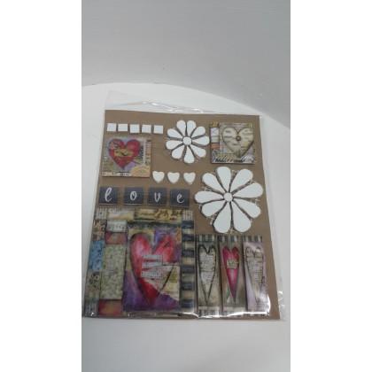 Mosaic Decor kits Large  9