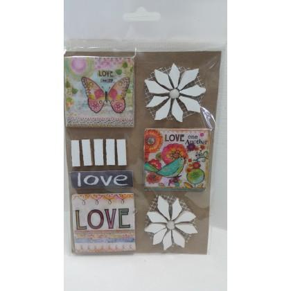Mosaic Decor Kits Medium 2