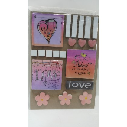 Mosaic Decor Kits Medium 4
