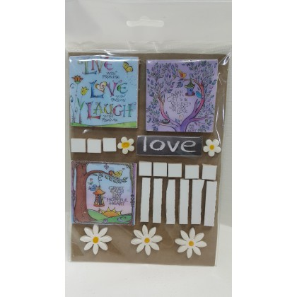 Mosaic Decor Kits Medium 6