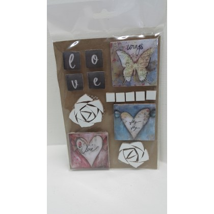 Mosaic Decor Kits Medium 10