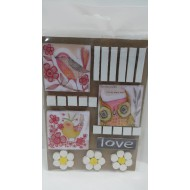 Mosaic Decor Kits Medium 12