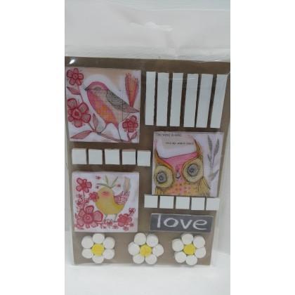 Mosaic Decor Kits Medium 12