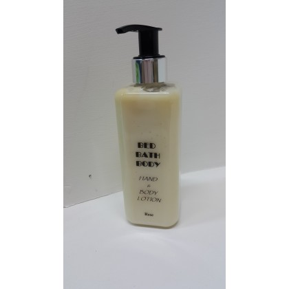 Hand & Body Lotion Rose 250ml