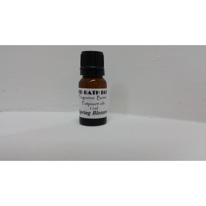 Fragrance & Burner Oils 11ml Spring Blossom