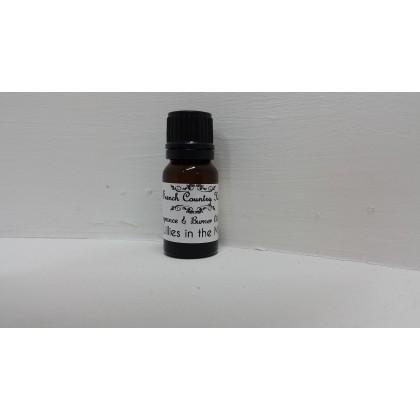 Fragrance & Burner Oils 11ml Lillies in the Mist
