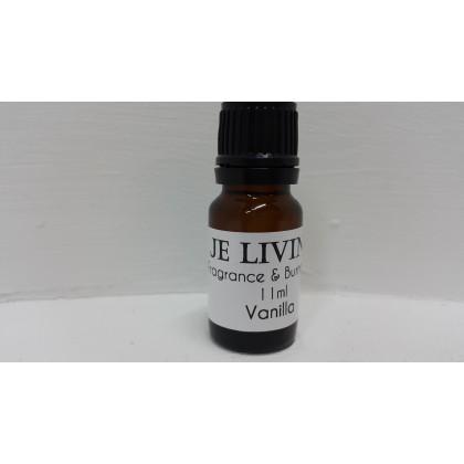 Fragrance & Burner Oils 11ml Vanilla
