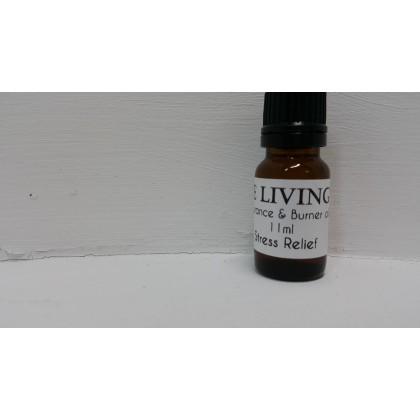 Fragrance & Burner Oils 11ml Stress Relief