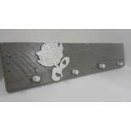 Towel Hook Board Grey