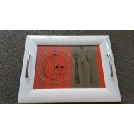 White Frame Tray 2