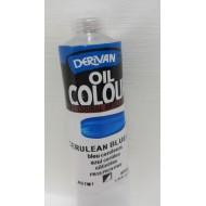 Derivan Oil Colour Cerulean Blue 40ml