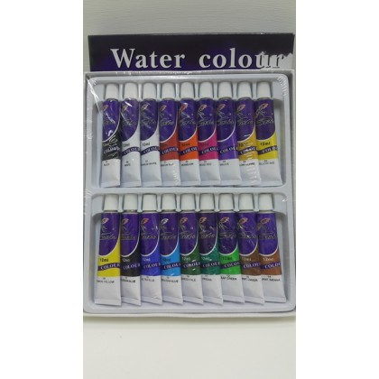 Kaibo Water Colour -18 Tubes 12ml
