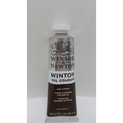 Winsor & Newton, Winton Oil Colour Raw Umber 37ml