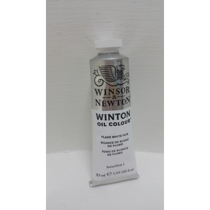 Winsor & Newton, Winton Oil Colour Flake White Hue 37ml