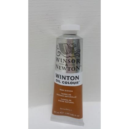 Winsor & Newton, Winton Oil Colour Raw Sienna 37ml