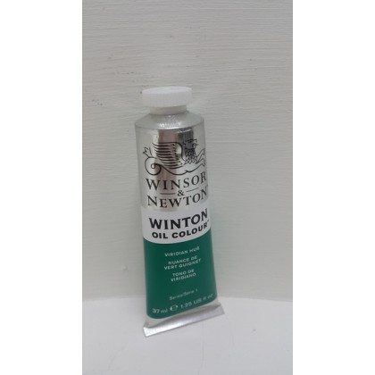 Winsor & Newton, Winton Oil Colour Viridian Hue 37ml