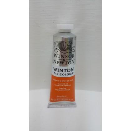 Winsor & Newton, Winton Oil Colour Cadmium Orange Hue 37ml