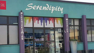 Serendipity shop front